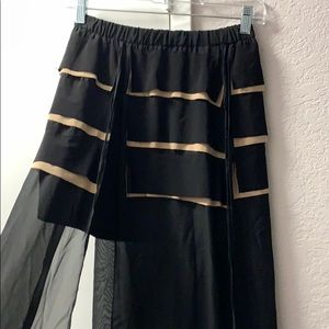 Dresses & Skirts - Long maxi skirt (front slit)